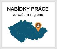 NABÍDKA PRÁCE ve vašem regionu